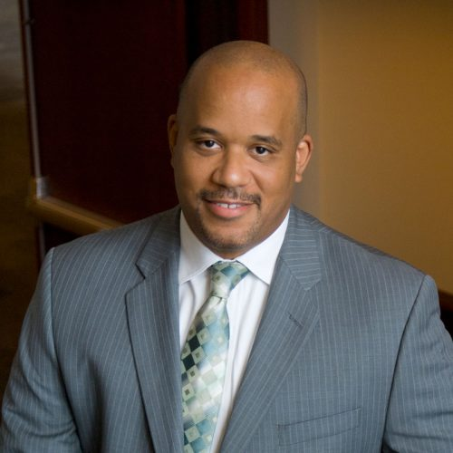 Russell McClain, JD '95